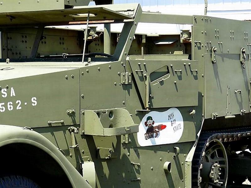 M2A1 Halftrack 6