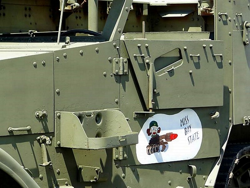 M2A1 Halftrack 5