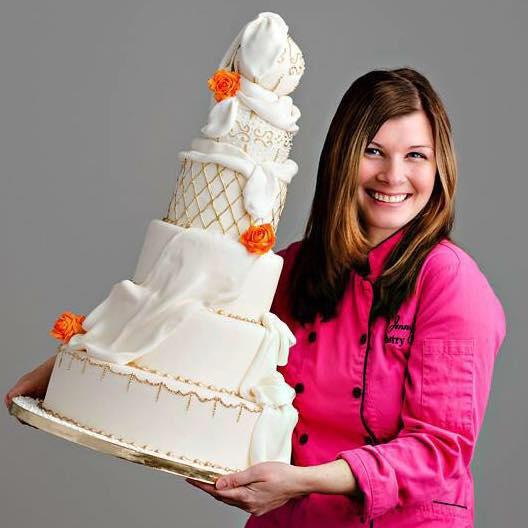 Cake from Sweet Treats By Jen