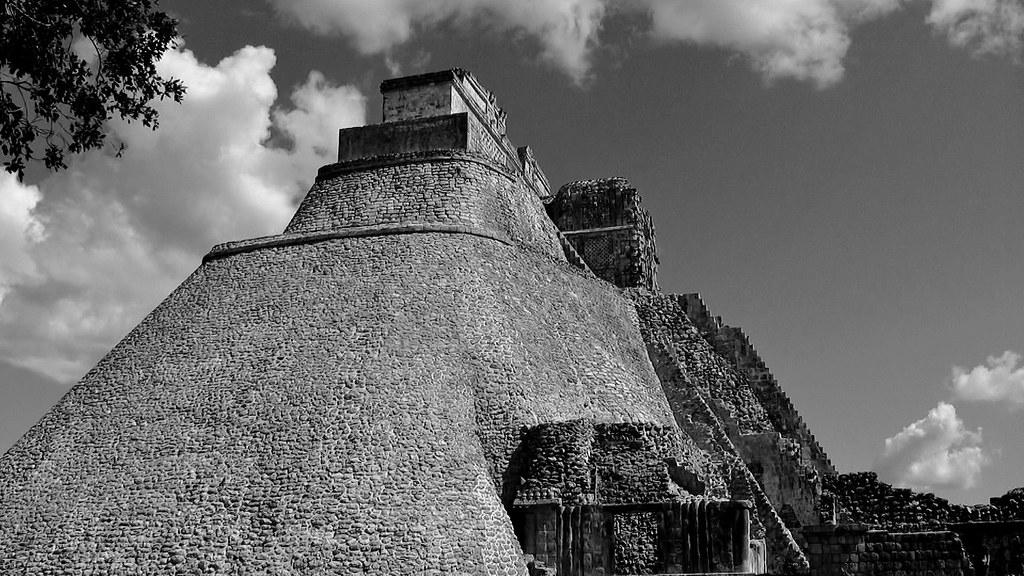 MEXIKO,Yucatán , Uxmal- ehem. Mayastadt ,  19125/11788
