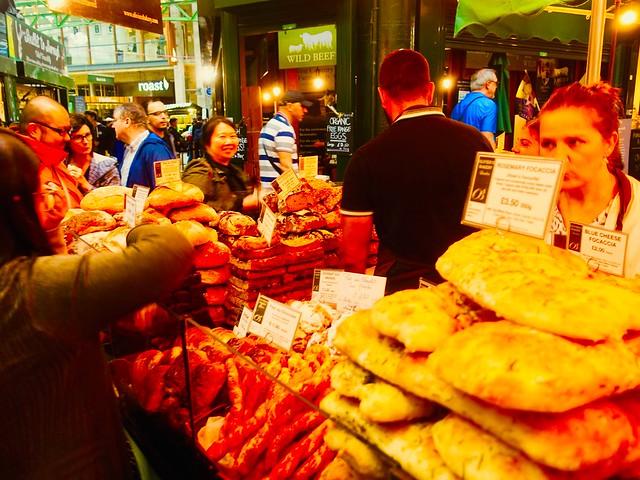Feeding the Five Thousand, at Borough Market, London Bridge