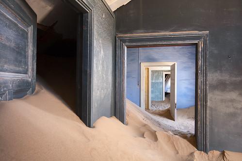 BLUE SLOPE | NAMIBIA