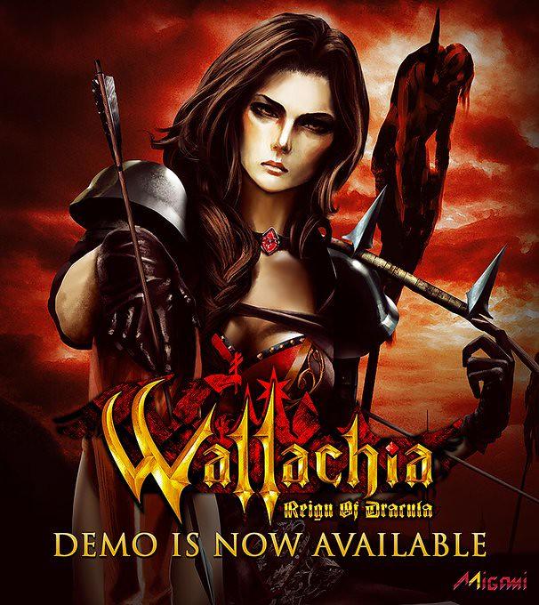 Valachie règne de Dracula - Démo