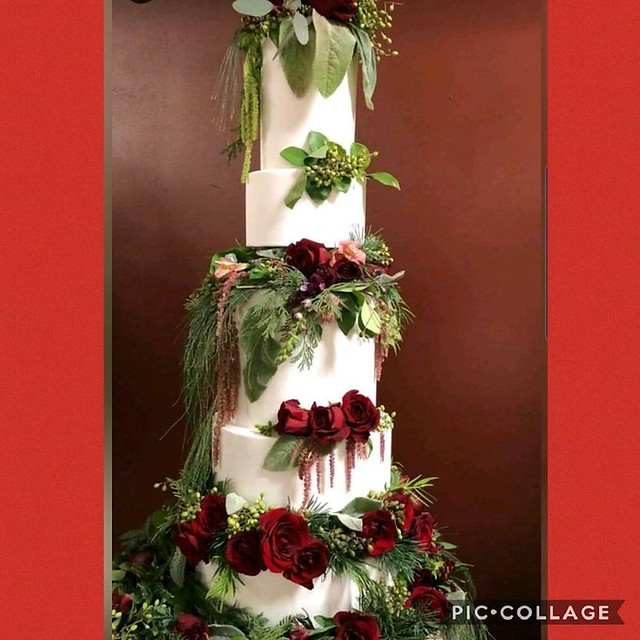 Wedding Cake by Above & Beyond Cakes