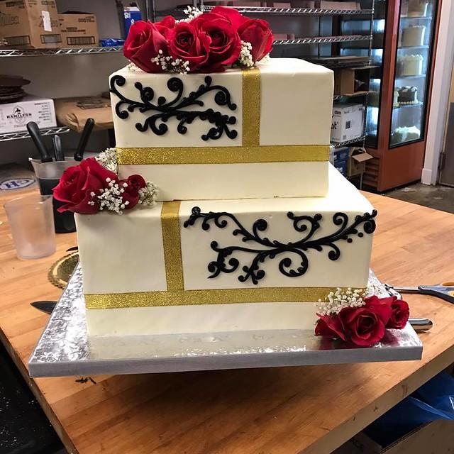 Cake by Rick's Dessert Diner