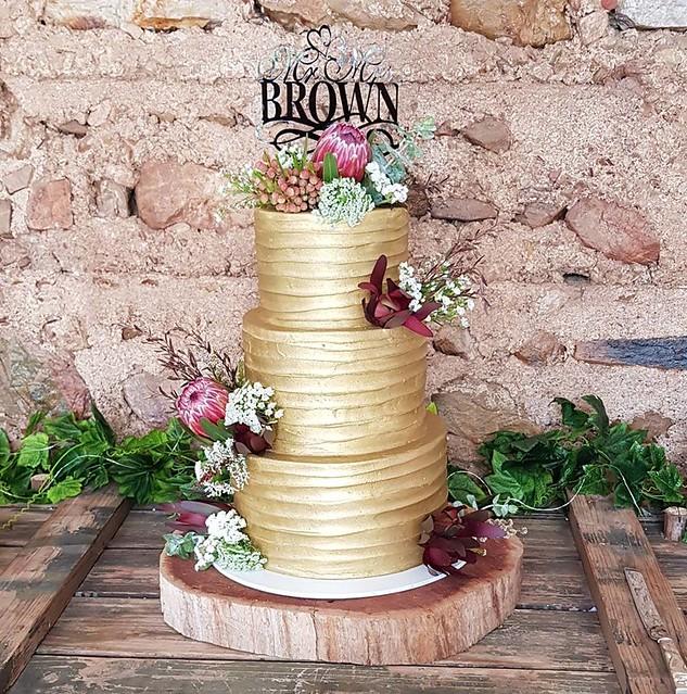 Cake by Quintessential Cakes (Australia)