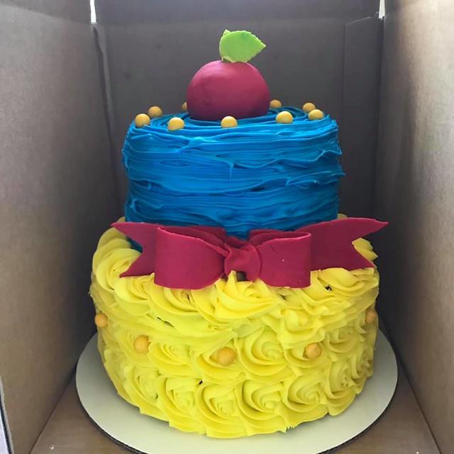 Cake by Ela's Sweet Treats