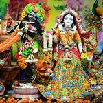 ISKCON Nasik Deity Darshan 27 July 2019