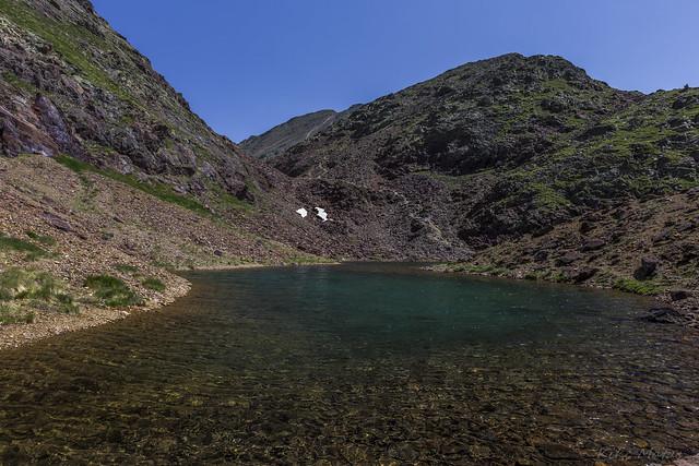 Basses de l'Estany Negre, Andorra