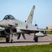 RAF Lossiemouth's 9 Squadron Typhoon FGR4