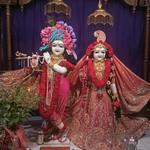 ISKCON Narasaraopet Deity Darshan 27 July 2019