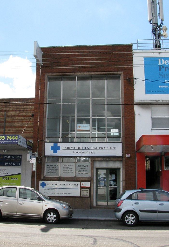 Building, Earlwood, Sydney, NSW.