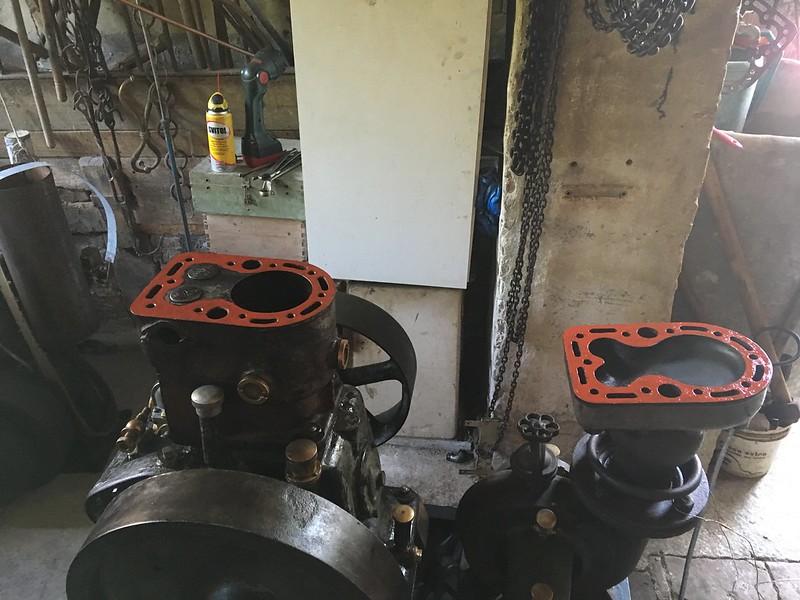 restauration - Restauration moteur ORESTE LUCIANI HP 6/8 48386698297_88e1ca4088_c