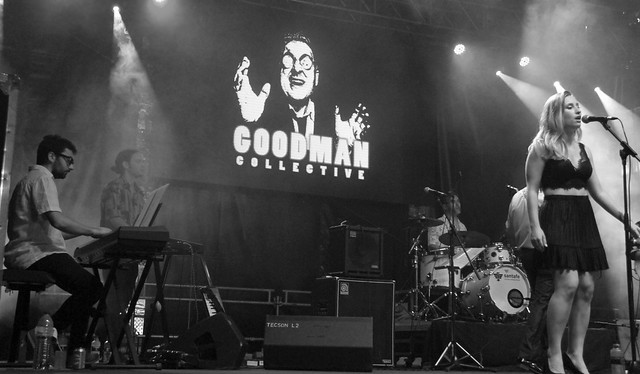 GOODMAN COLLECTIVE - PLAZA DE SAN MARCELO, LEÓN 29.6.19