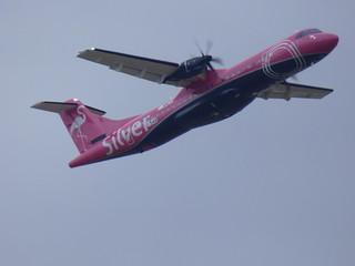 ATR 72-600 SILVER / F-WWEE / 26/07/2019