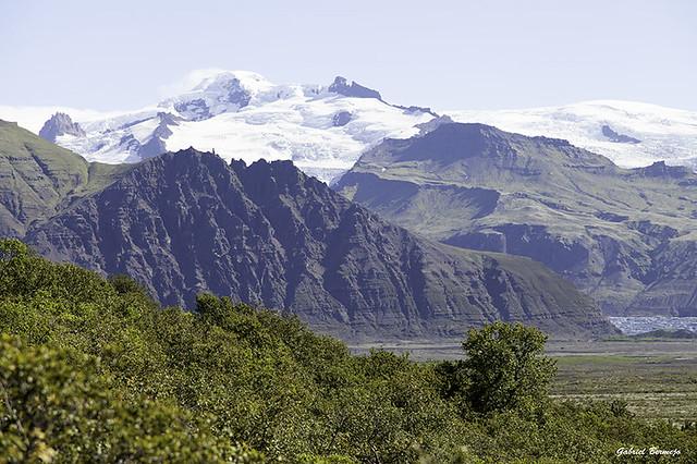 Paisaje refrescante - Islandia