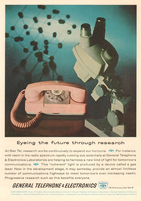 General Telephone & Electronics 1962