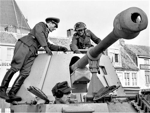 SAU Marder III March 1944.
