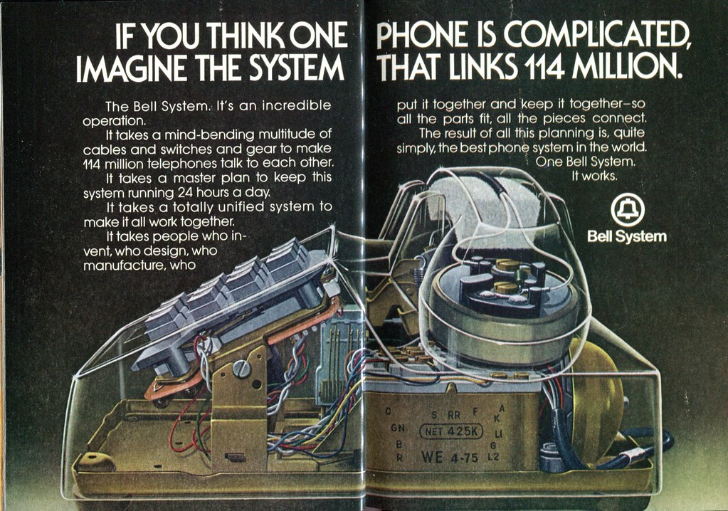 Bell System 1975