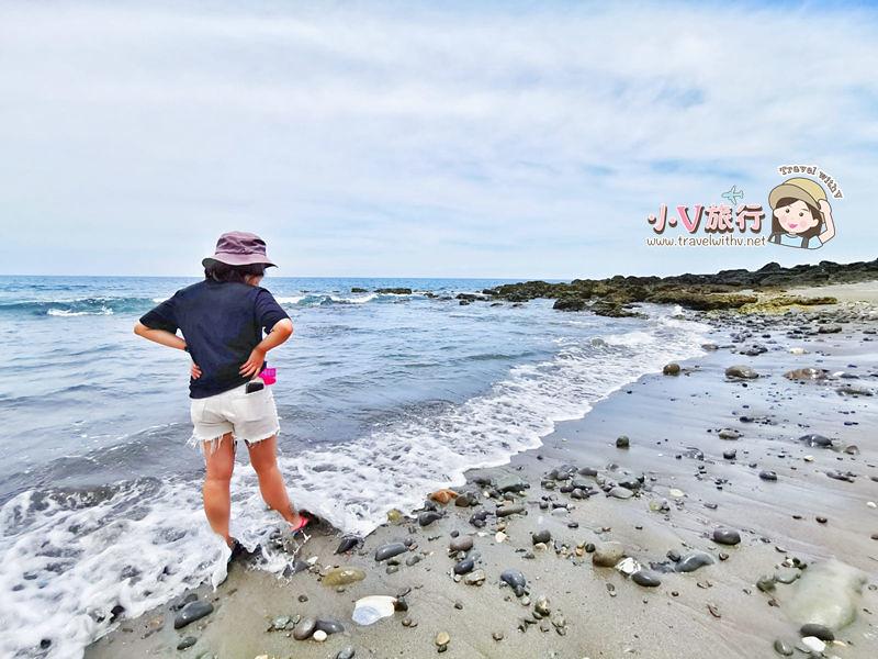 台東卑南景點杉原無名海灘