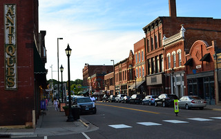 Main Street, downtown Stillwater, MN | by mplstodd