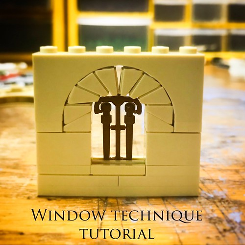 Window arch tutorial