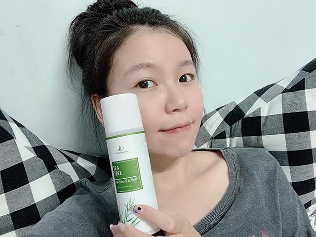 茶樹控油化妝水