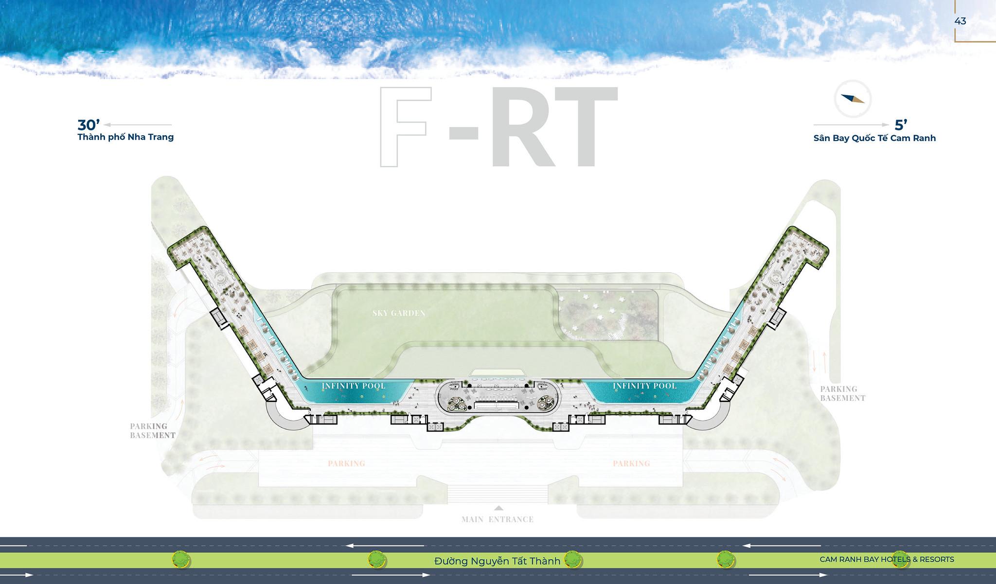 Mặt bằng tầng F-RT