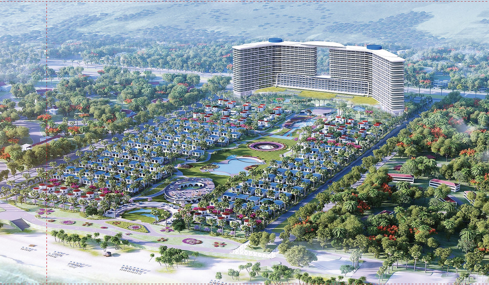 PCDA Cam Ranh Bay Villas & Condotels