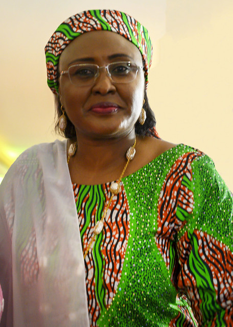 DSC_5213a The First Lady of Nigeria Her Excellency Aisha Buhari Photo Opportunity at the Awards Gala Dinner African Ambassadors & Diaspora Interactive Form AAIF United Nations buildings International Maritime Organization HQ IMO London