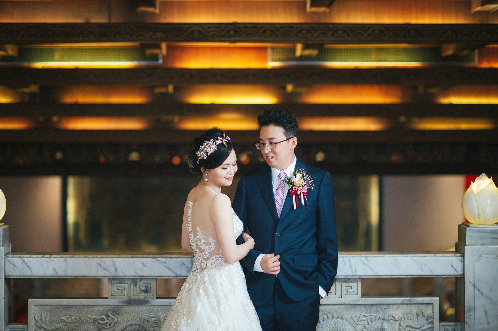 【婚攝】Ivan & Mandy / 台北圓山大飯店
