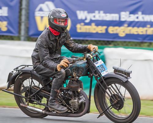 FoTB 2019 No 168 Triumph CSD 500cc 1929 003