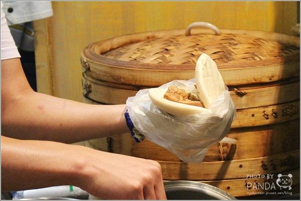 桃姐大腸麵線 手工刈包 (15)