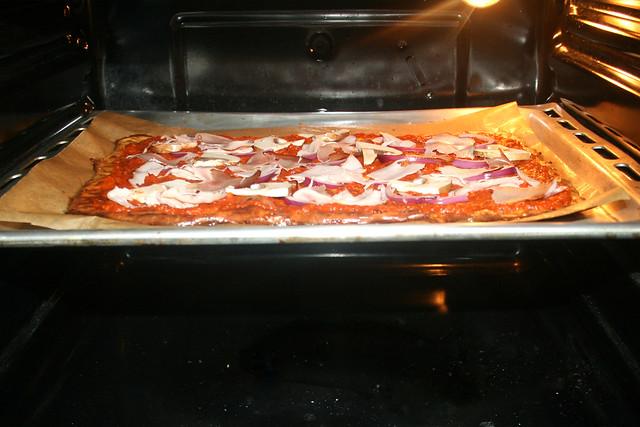 25 - Weiter im Ofen backen / Continue bake in oven