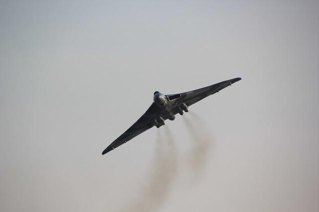 Avro Vulcan.