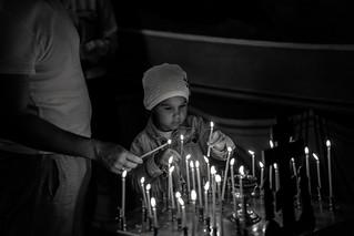 27.07.2019 | Литургия в Иверском монастыре