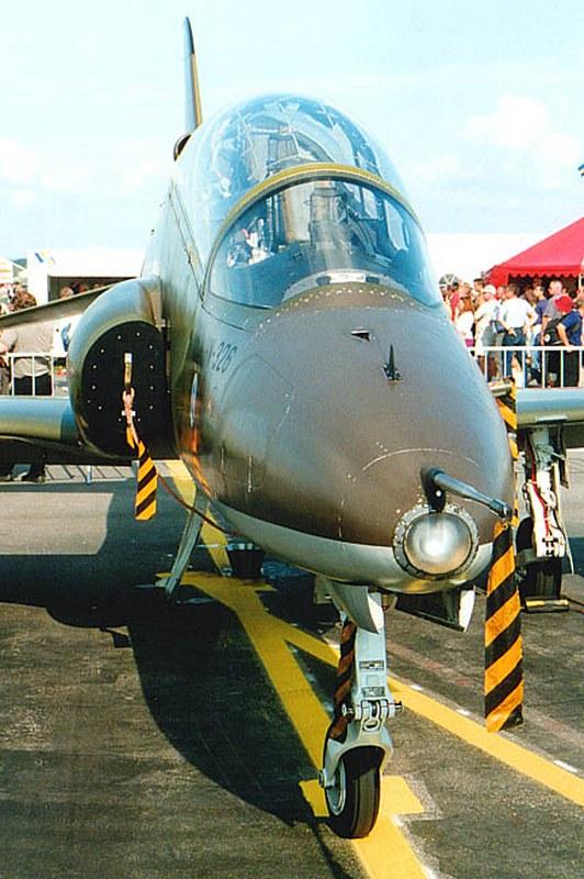 BAE Hawk Mk51 4