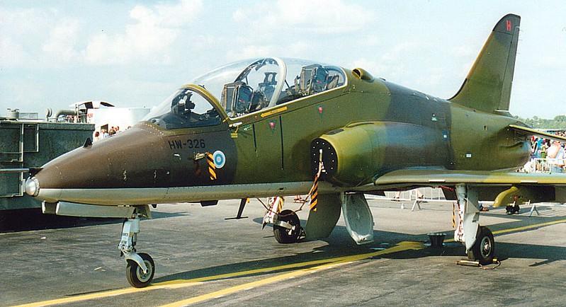 BAE Hawk Mk51 1