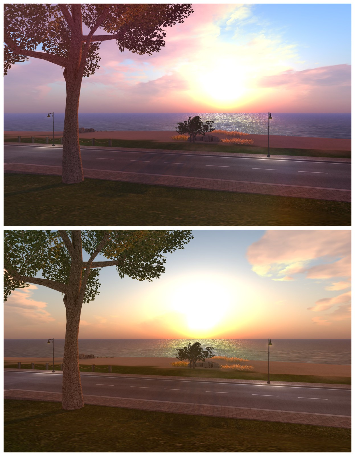 Sunrise/Sunset