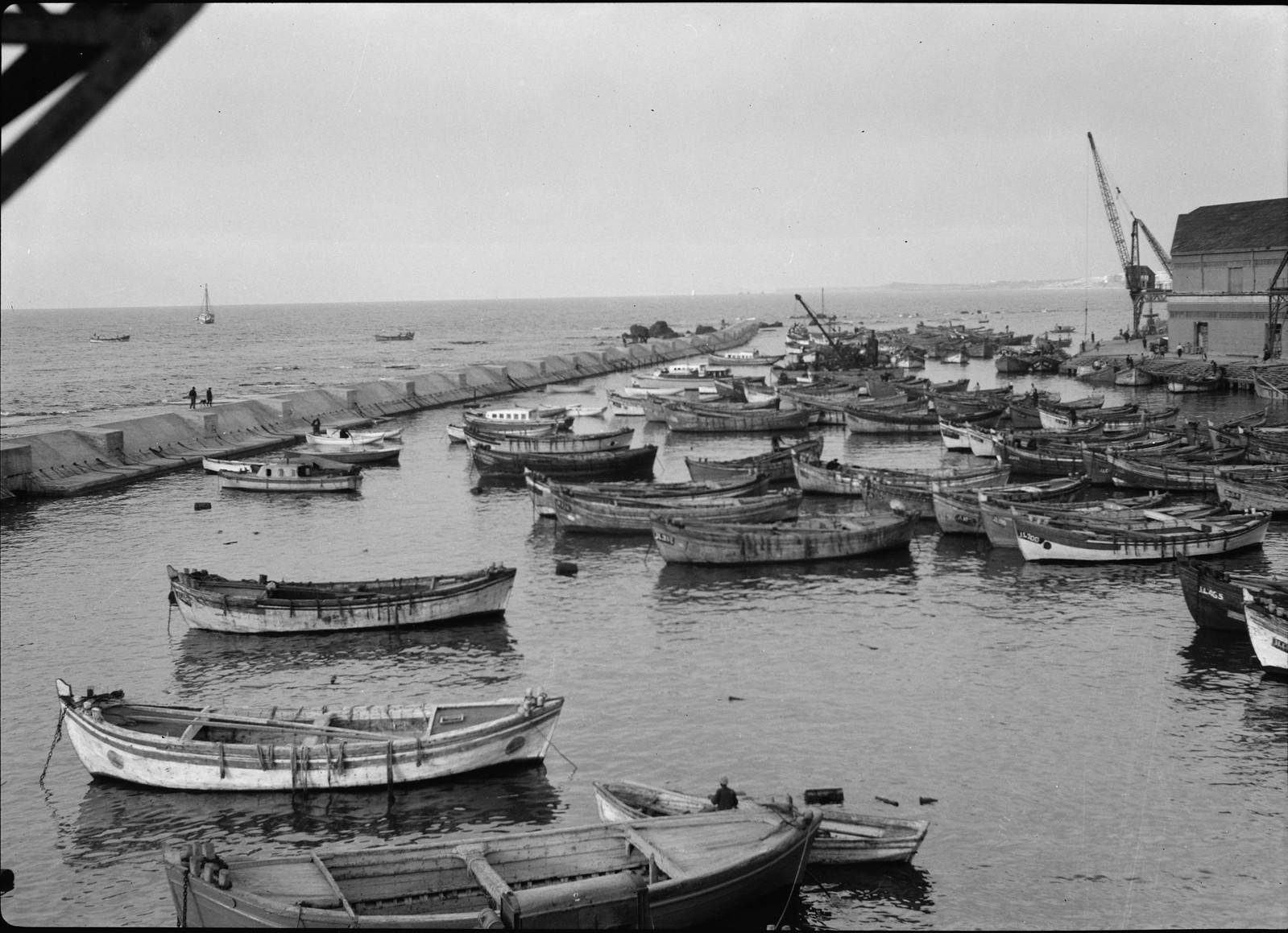 09. Порт в Яффо
