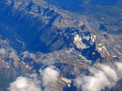 Pirineos: glaciar del Monte Perdido, Valle de Pineta y lago de Tucarroya