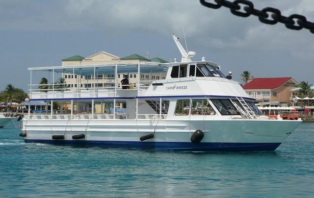 Grand Cayman - Tender/Ferry