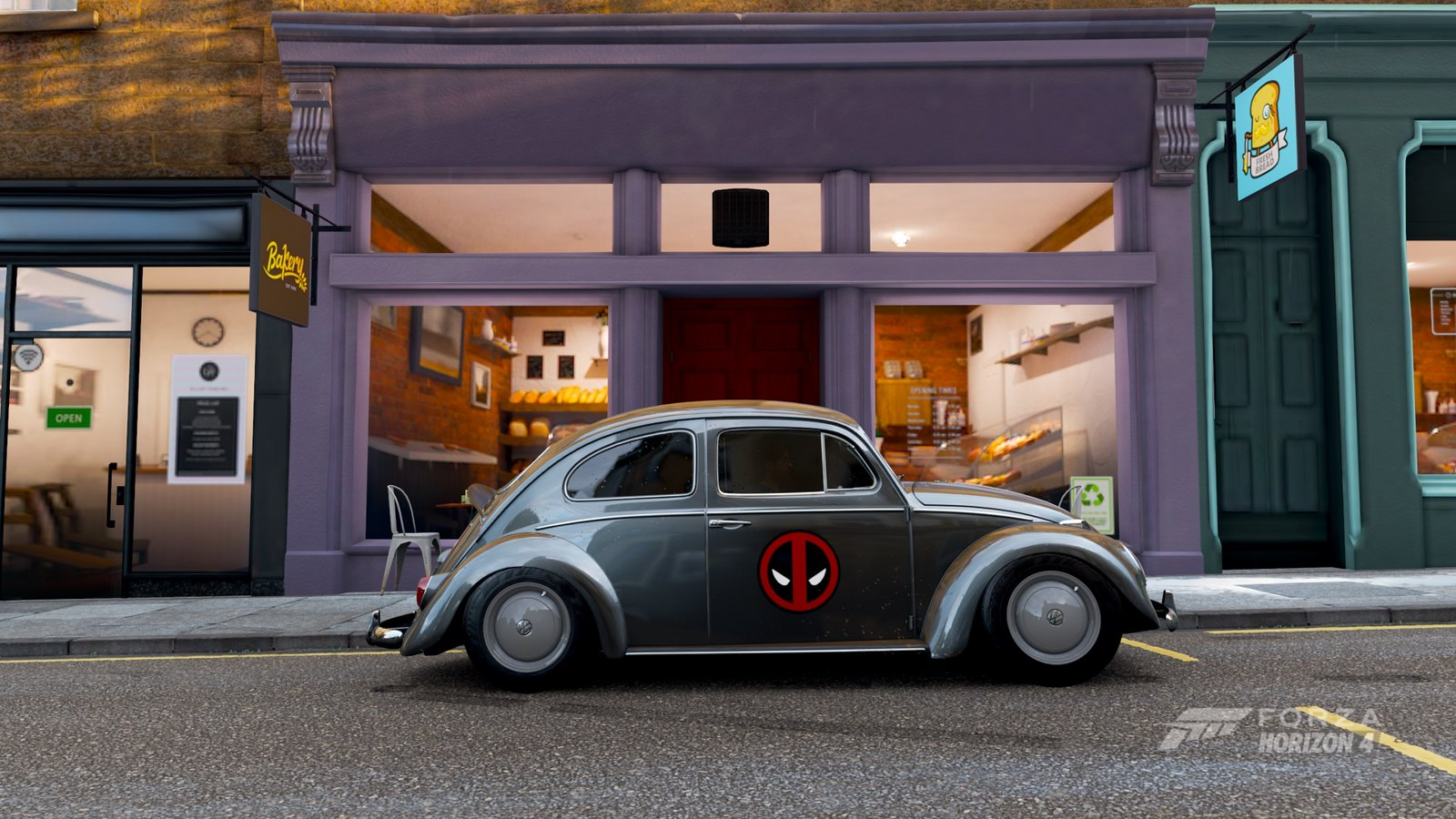 Deadpool Herbie