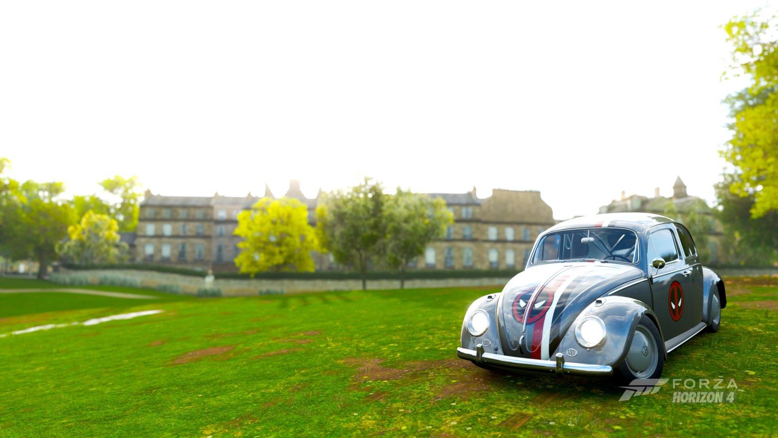 Deadpool Herbie
