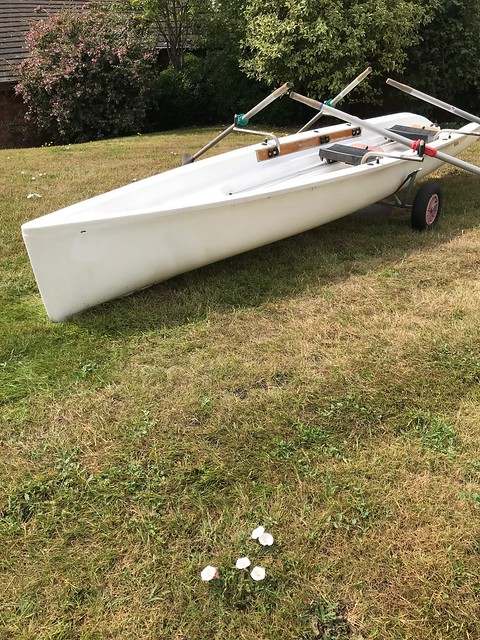 2001 Yole Club 2x for sale