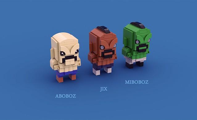 ABOBO LEGO MOC