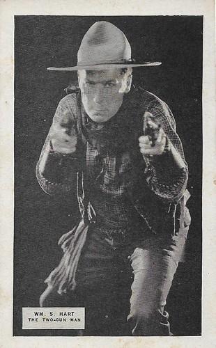 William Hart, The Two-Gun Man