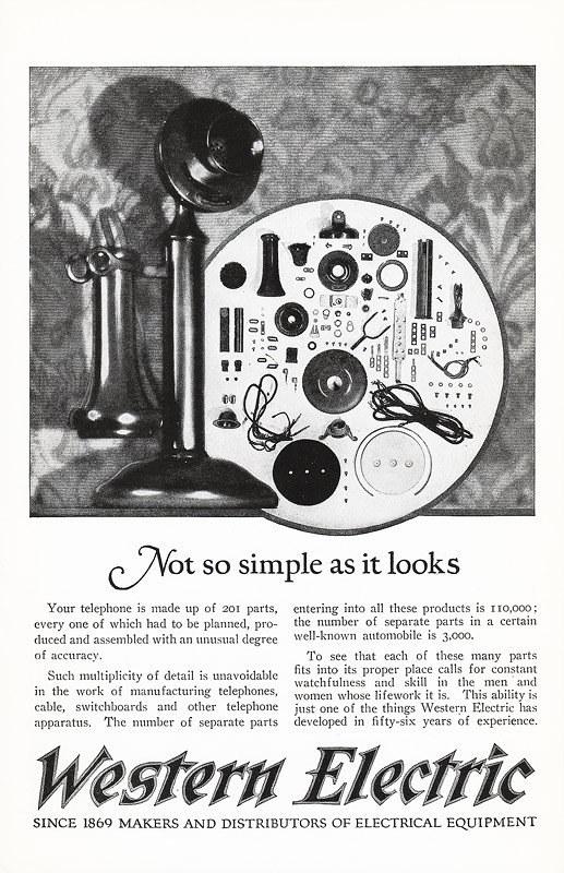 Western Electric 1925