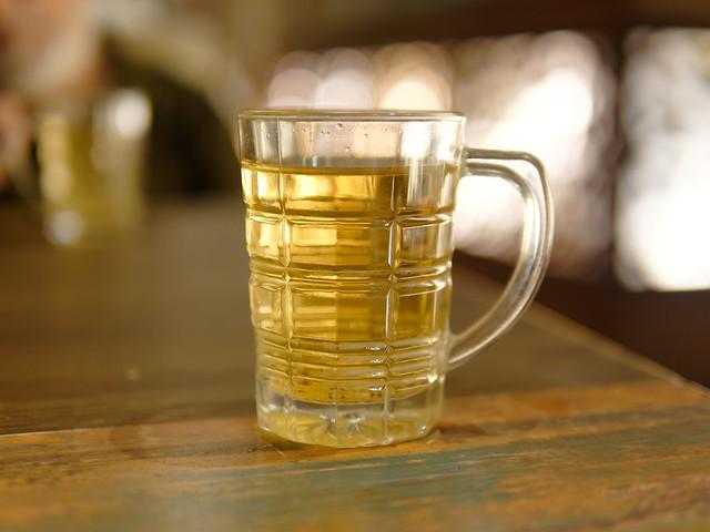 Afghani green tea