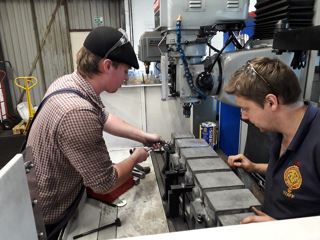 699.01 Setting Up Superheater Header